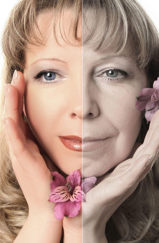 Уход за кожей лица после 50-60 лет в домашних условиях